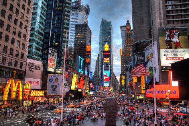 Nova Iorque possui sistema de transporte acessível Reprodução: Wikipedia