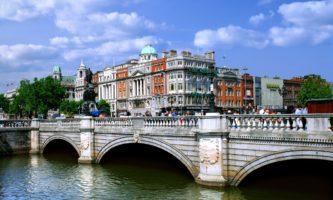 Conheça as 5 pontes mais famosas de Dublin