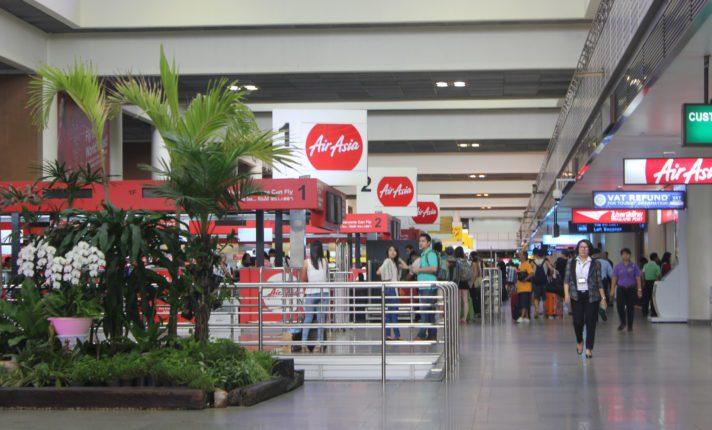 Mochilão asiático com companhias low cost