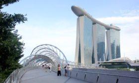 Quatro dias em Singapura: Dá e sobra