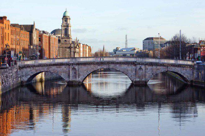 Reprodução: Bridges of Dublin