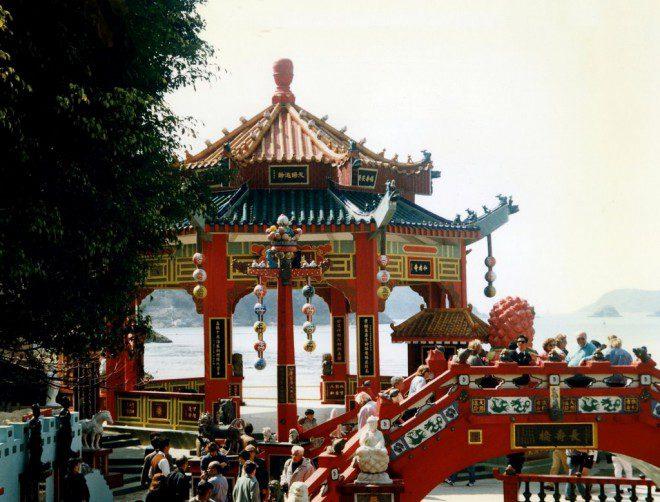 Ponte da longetividade na Repulse Bay. Fonte: panoramio.com