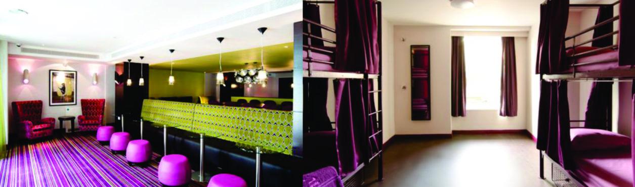 Um giro pelos 5 hostels mais luxuosos da Europa