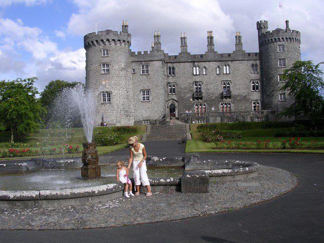 Kilkenny é sede do Rockfall Festival Reprodução: Wikipedia