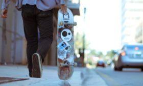Descubra onde andar de skate em Dublin