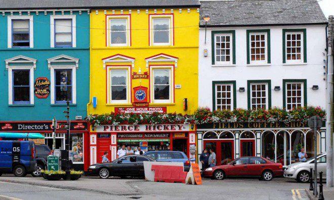 Skibbereen é dese do festival Taste of West Cork Reprodução: Panoramio