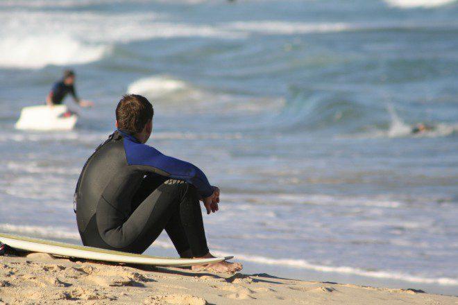 Surfers-at-Bondi-beach-Sydney