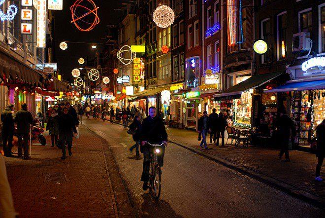 Reprodução: Bars Amsterdam