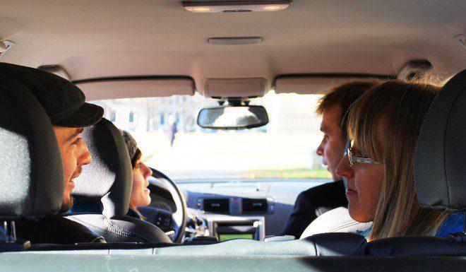 Reprodução: Carpooling