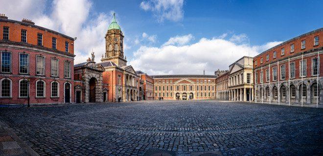 Dublin Castle é uma ótima opção para quem quer conhecer um pouco mais da história da Irlanda