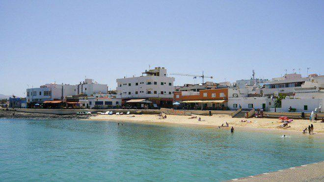 Corralejo. Créditos: Wikimedia.