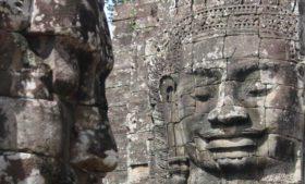 Destino Camboja e os fabulosos Templos de Angkor