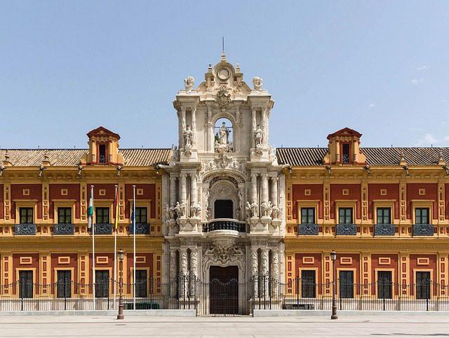 Palácio San Telmo. Créditos: Pixabay