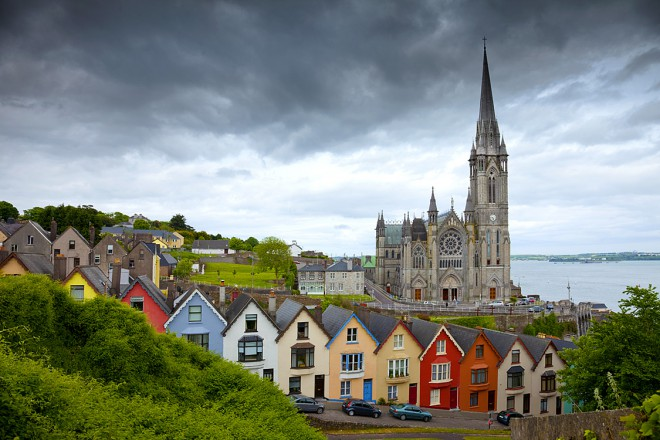 Cork também oferece boas opções de hostels. Crédito: primaevents.com