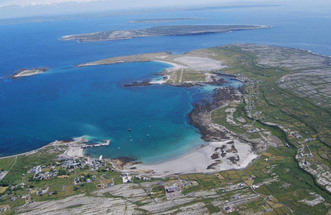 Hostel na Aran Island da acesso a boa música e acesso ao idioma Gaélico. Crédito: aerannislands.ie