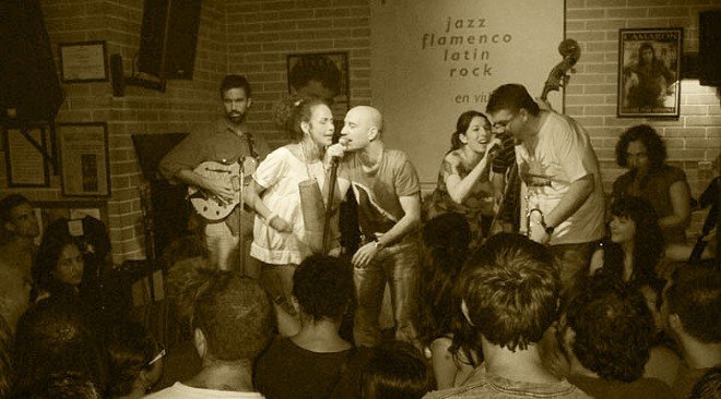 Créditos: Site Jazz S´ Club/Café