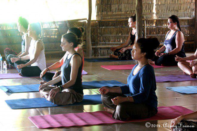 meditation. Hariharalaya_Por Avany Franca