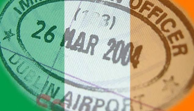 Visto irlandês