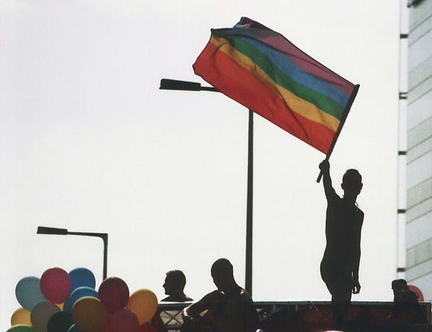 Gay Pride na Christopher Street, Berlim. Créditos: wikimedia.