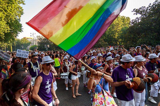 Gay Prode 2013 Barcelona. Créditos: Wikimedia.