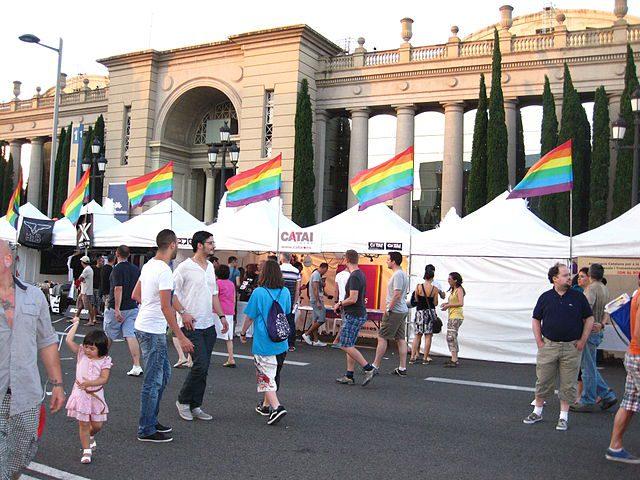 Gay Pride. Créditos: Wikimedia.