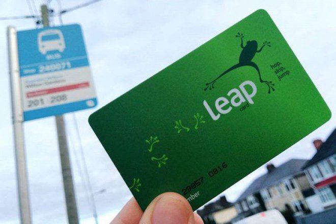 Leap Card é método mais econômico de pagamento nos transportes públicos irlandeses. Foto: Daily Edge