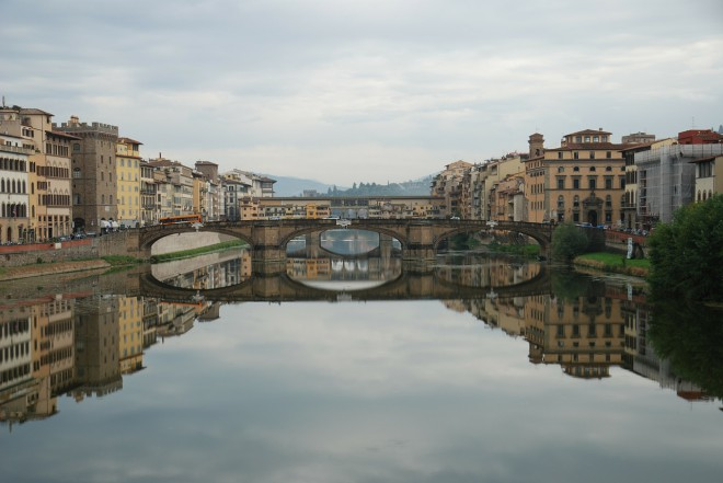 Ponte Vecchio. Créditos: Pixabay.
