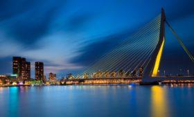 Descubra as maravilhas de Roterdã, na Holanda