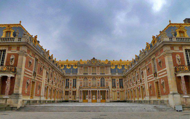 Palácio de Versailles. Créditos: Pixabay.