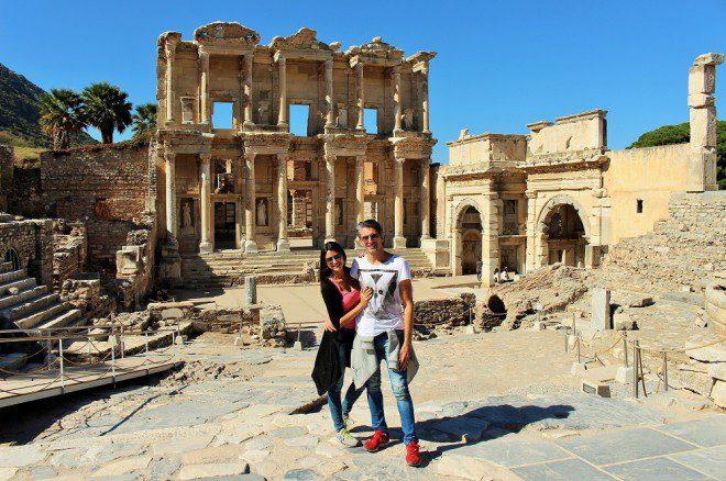 Efesus, Turquia