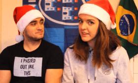 Diferenças no Natal entre Brasil e Irlanda – All That Jess #17