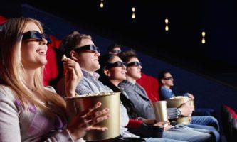 Que tal um giro pelos principais cinemas de Dublin?