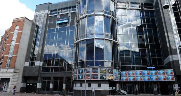 CineWorld, no centro de Dublin. Foto: IrishTimes