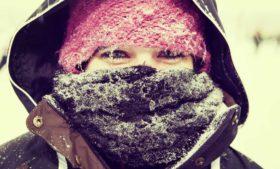 O frio chegou! Proteja-se