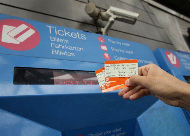Já pensou ter que desembolsar 100 euros em Dublin por uma única passagem no transporte público? Crédito: Rail Technology Magazine