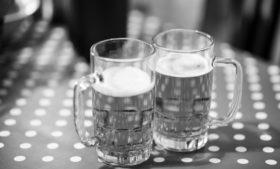 Eu, a bêbada e a Garda