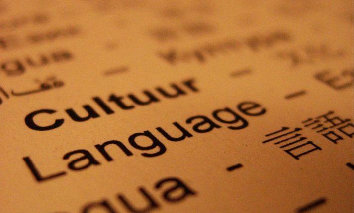 Intercâmbio em preto e branco: Quando a língua trava