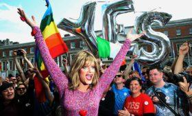 Irlanda vive momento histórico com aprovação de referendo