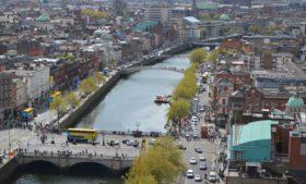 Perdido em Dublin? Você precisa de um mapa