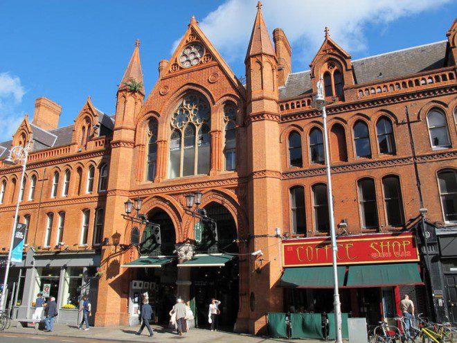 Endereço descolado no coração de Dublin. Reprodução: My destination