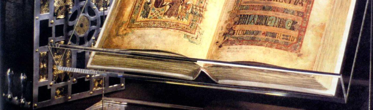 Trinity retira Book of Kells por quatro meses para manutenção