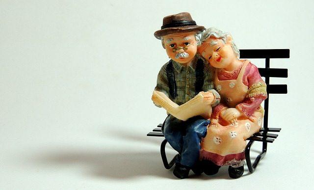 O cuidador auxilia o paciente idoso que apresente ou não limitações na vida cotidiana. Créditos: Pixabay.