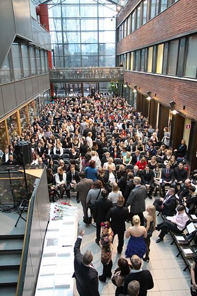 Universidade Haaga-Helia.