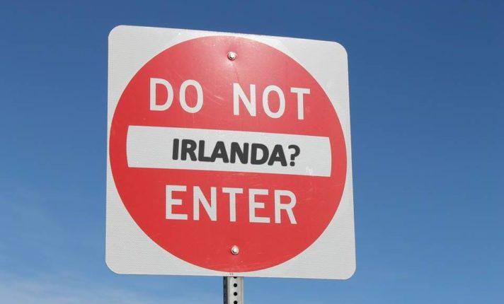 Por que eu não voltaria para a Irlanda?