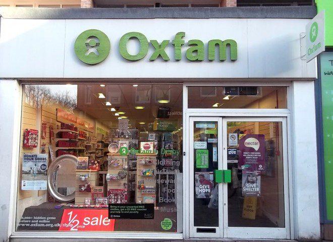 Reprodução: Twitter Oxfam