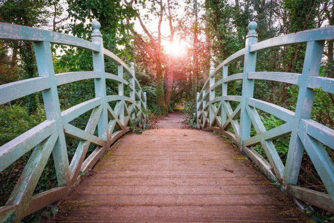 O parque está situado a pouco menos de 10 km do centro de Dublin