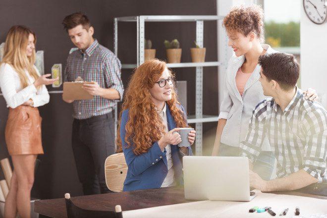 Pequenas atitudes podem contar positivamente para sua imagem no trabalho