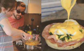 PCVV#67 na Cozinha – Aprenda a fazer Ovos beneditinos (Eggs Benedict)