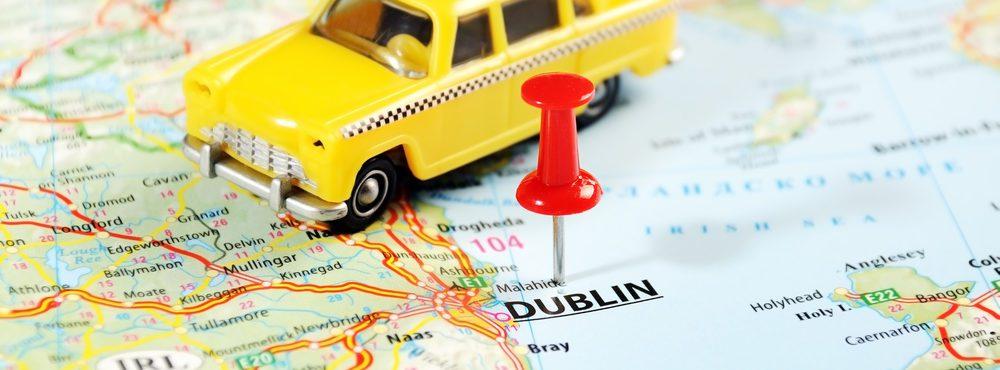 Como ir do aeroporto para o centro de Dublin
