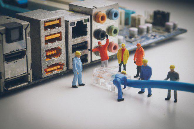 Telecomunicações. Créditos: Shutterstock.